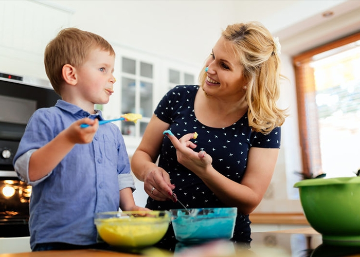 Gezinshulp van ZorgMies biedt extra ondersteuning aan ouders die wel wat hulp kunnen gebruiken bij hun zieke kind