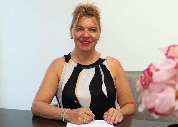 Maak kennis met Karin Voorwinde