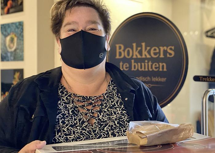Het is de 'Maand van de Mantelzorg'. Daarom bedacht ZorgMies Zwolle in samenwerking met het restaurant Bokkers te Buiten en het Steunpunt Mantelzorg Zwolle een leuke actie om de mantelzorgers in het zonnetje te zetten.